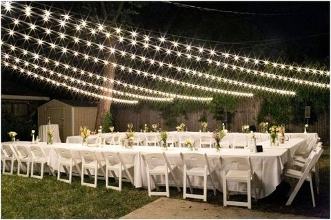Amazing Of Small Wedding Ideas Backyard Reception Simple Pics With Marvelous