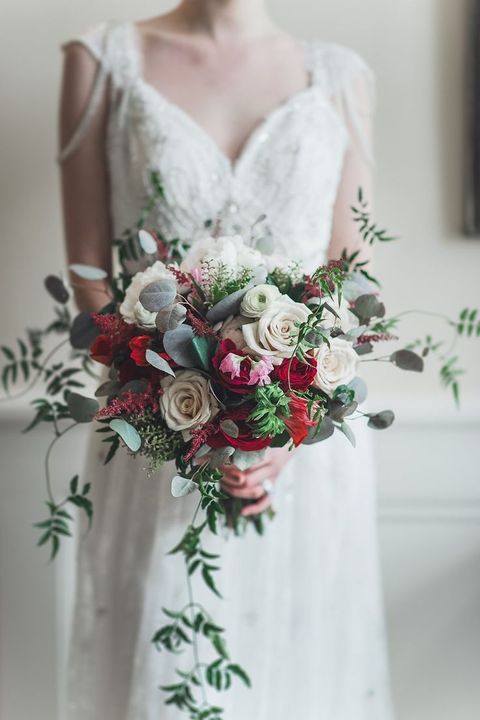 40 Playful Art Deco Wedding Bouquet Ideas