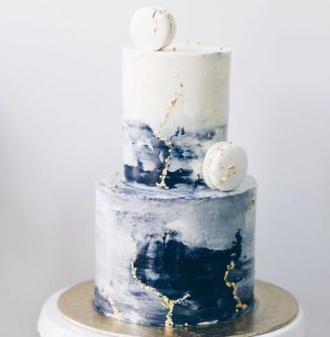 31 Trendy Buttercream Wedding Cakes Happywedd Com