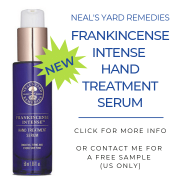 NYR Organic Frankincense Intense Hand Treatment Serum