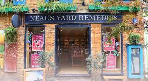 Neil's Yard Remedies Covent Gardens Store