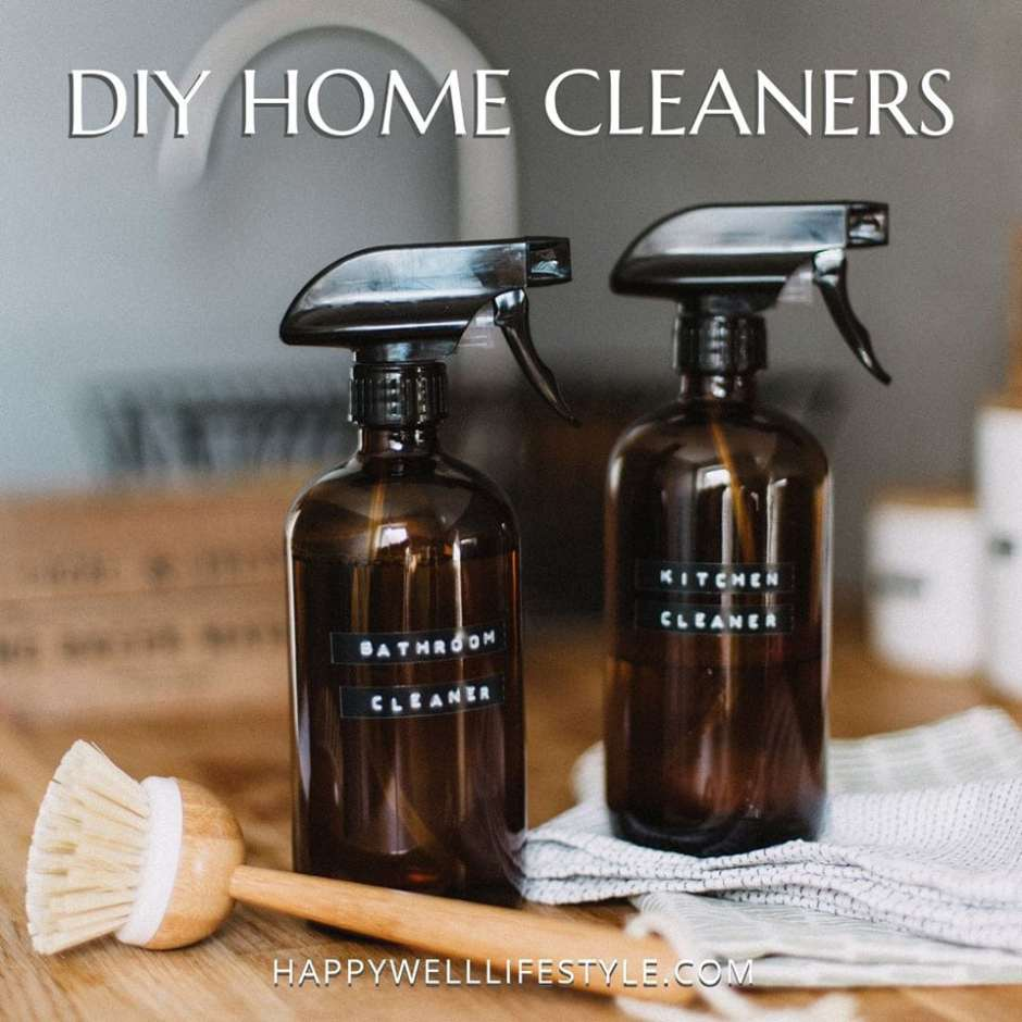 DIY Home Cleaners, Daiga Ellaby, Unsplash