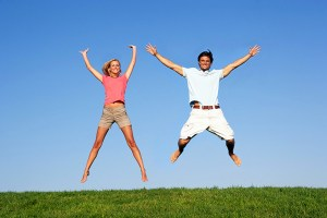 Jump and MOVE for a Healthy Lymph System