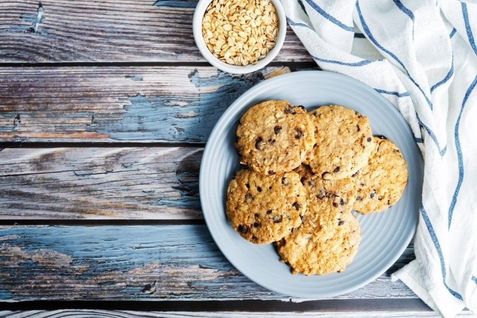 HEALTHY-LICIOUS OATMEAL COOKIE RECIPE