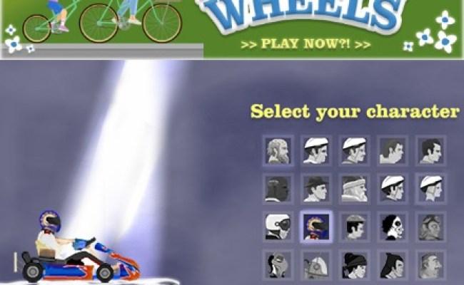 Play Unblocked Version Of Happy Wheels