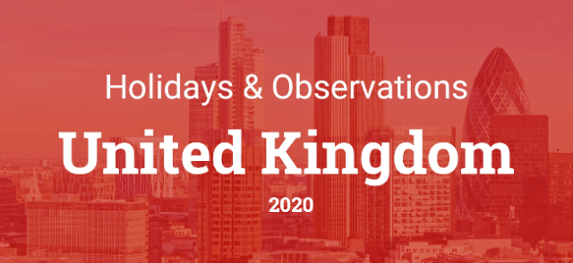 Good Friday 2020 UK