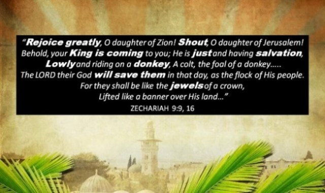 Religious Palm Sunday Scripture Verses Images and Quotes