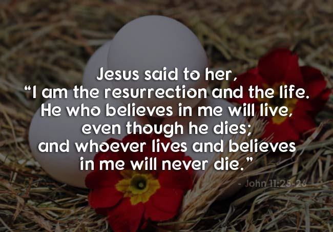 Happy Easter Bible Quotes and Holy Verses