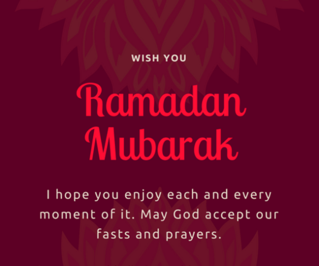 Ramadan Mubarak 2020 Advance Wishes and Quotes Images