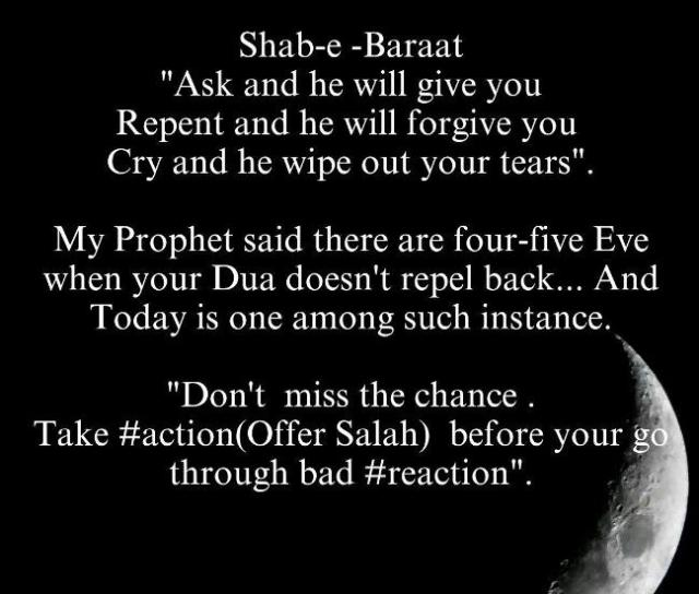 Shab e Barat 2020 Quotes and Wishes Images