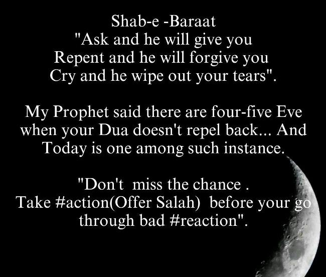 Shab e Barat  Quotes and Wishes Images