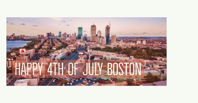 4th of July Boston