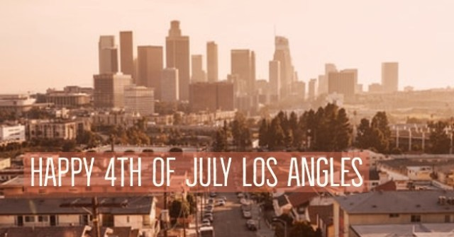 4th of July Los Angeles