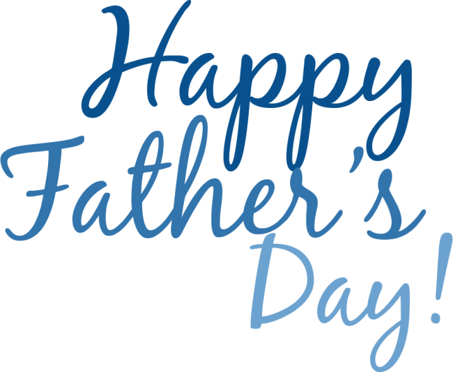 Happy fathers day 2020 clipart