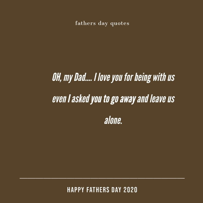 fathers day 2020 images quotes