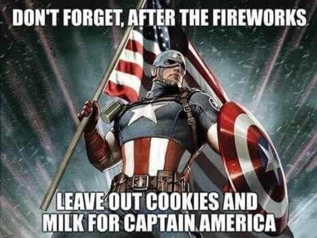 4th of July meme