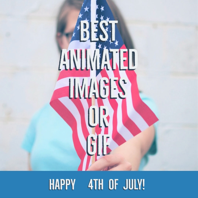 4th of july images animated