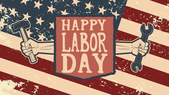 Labor day date