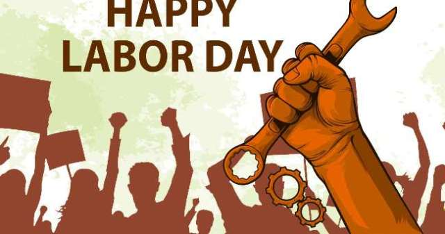 Labor day 2020 greetings