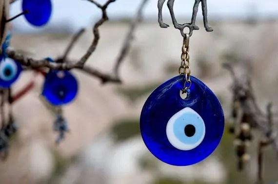 Как защититься от сглаза_турецкий глаз