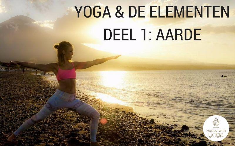 yoga en de elementen deel 1- aarde