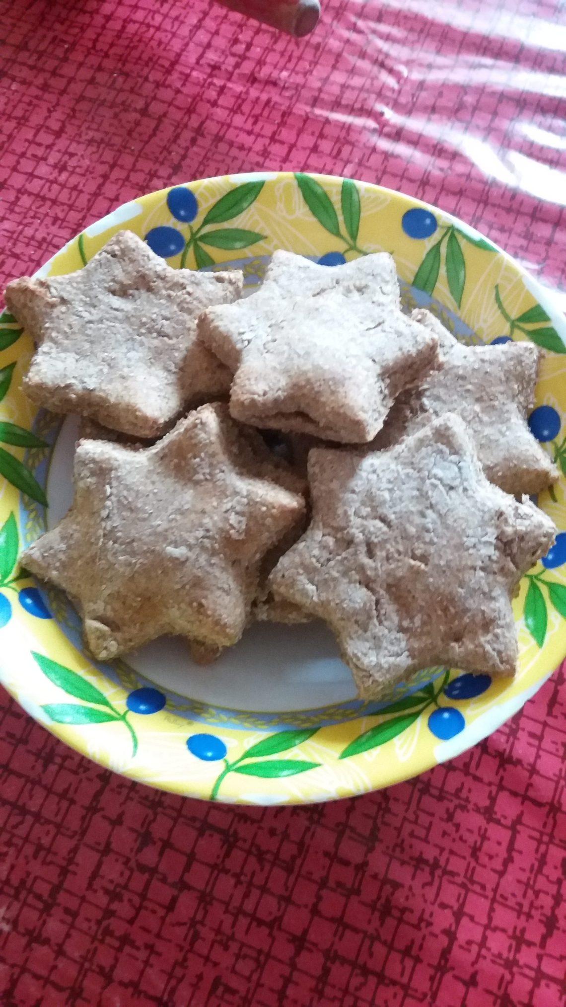 cookies de noel recette chien