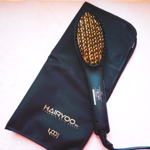 brosse lissante hairyoo