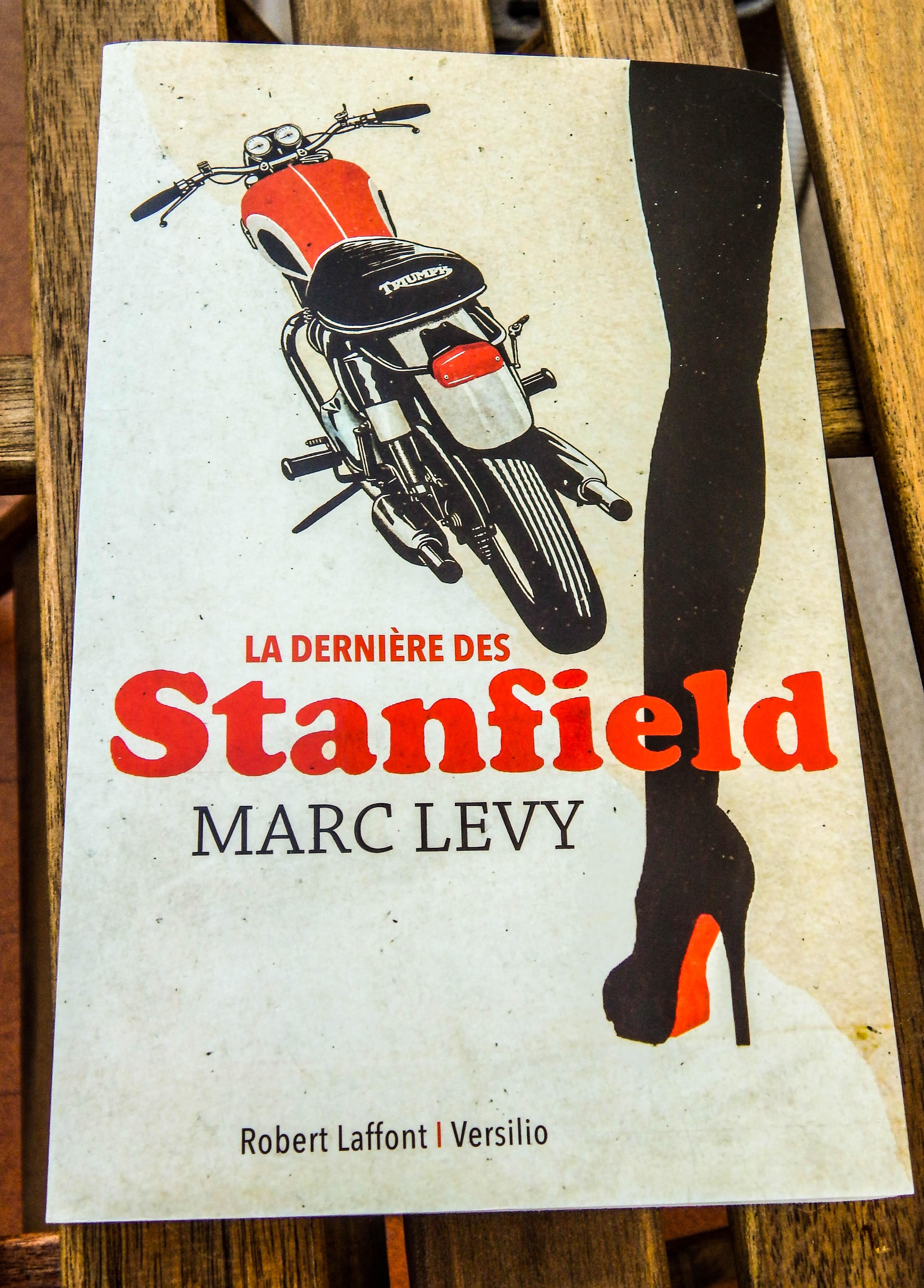 La dernière des Stanfield – Marc Levy