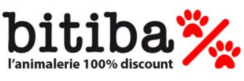 logo bitiba 300x100 - Mon top 5 de site : animalerie en ligne 🐶🐱🐇