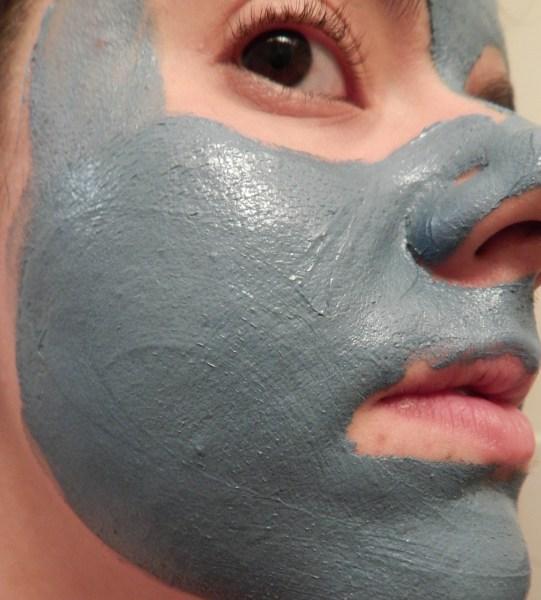 DSCN3247 541x600 - Masque à l'argile pure anti-imperfections de L'Oréal