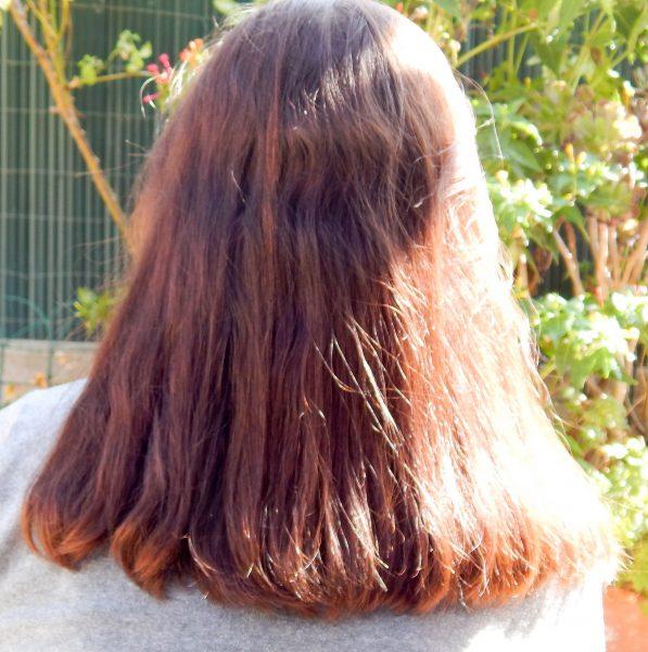 DSCN3329 2 1 597x600 - Test capillaire #5 : Pro-Color, la coloration qui répare les cheveux par Schwarzkopf
