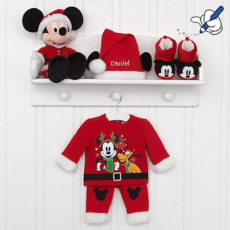 Ensemble pour bébé Mickey Mouse, Share the Magic disney store