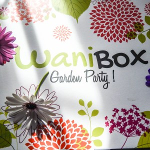 wanibox garden party
