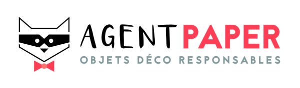 AgentPaper Logo Horizontal 01 600x177 - Agent paper: et si on décorait avec de jolis origamis?