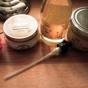 sabon lavande patchouli vanille