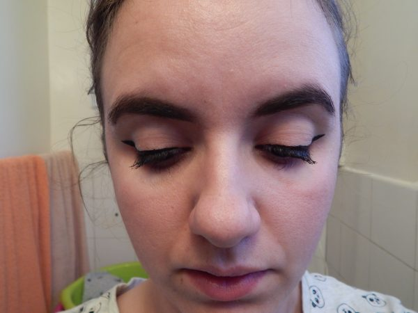 l'oreal Super Liner Flash Cat Eye Unlimited Mascara Very Different Unbelievabrow