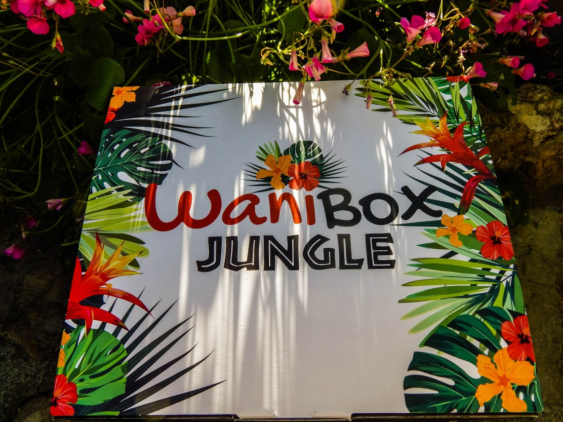 wanibox jungle printemps 2019