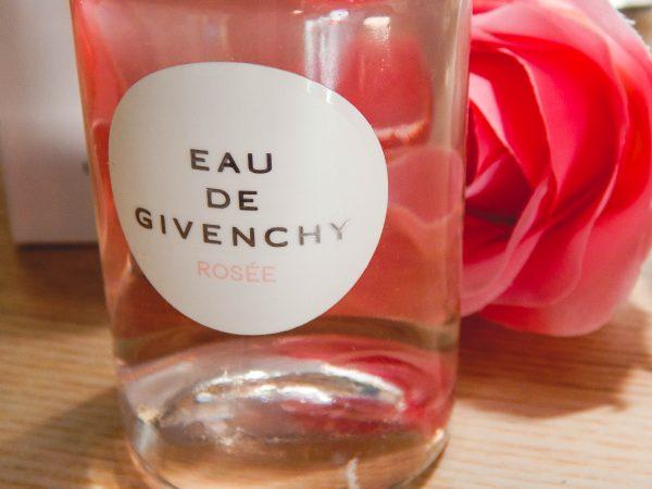 DSCN8104 600x450 - Givenchy : eau de Givenchy Rosée (Je découvre une marque)