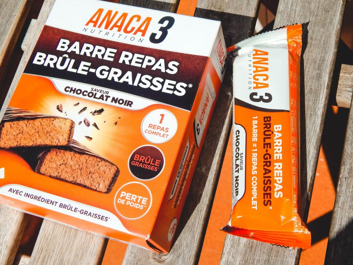 Anaca3 Barre Repas Brûle-graisses avis