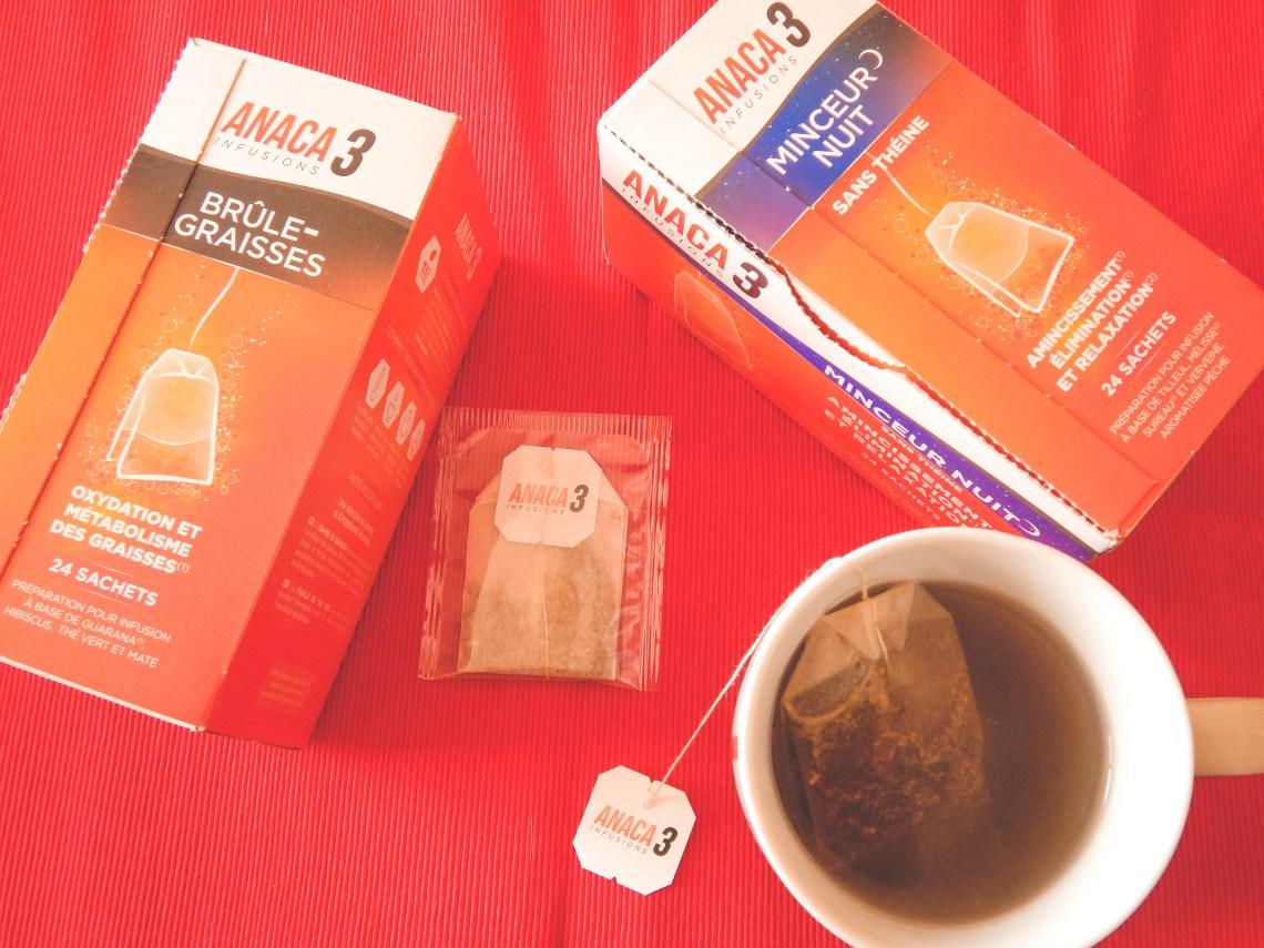 anaca3 thé brûle-graisse thé minceur nuit avis