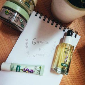 Garnier bio lavandin anti-âge avis