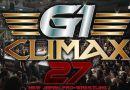 NJPW G1 CLIMAX 27, 8/4/17 (Day 13)