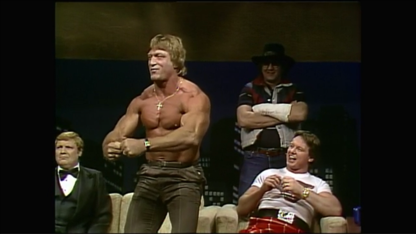 Year In Review Wwf Tuesday Night Titans 1985 Part 1 Happy Wrestling Land