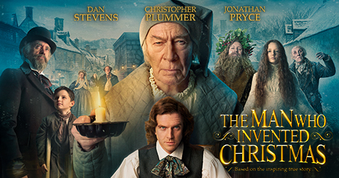 5 Star Movies: The Man Who Invented Christmas, Marshall, All Eyez on