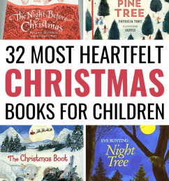 The Most Heartfelt and Meaningful Christmas Books for Kids [ 1800 x 735 Pixel ]