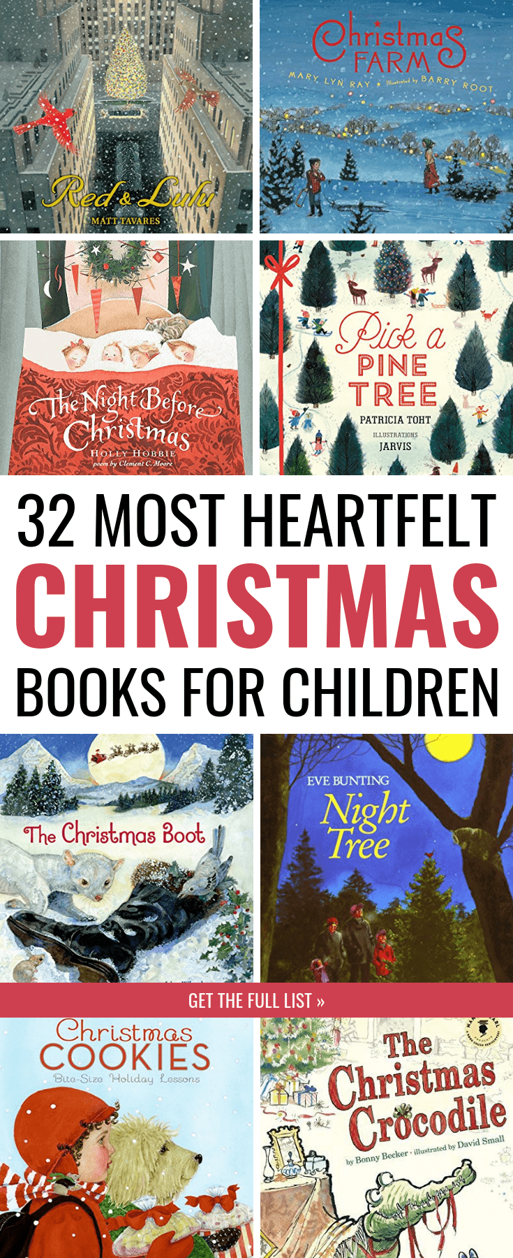hight resolution of The Most Heartfelt and Meaningful Christmas Books for Kids