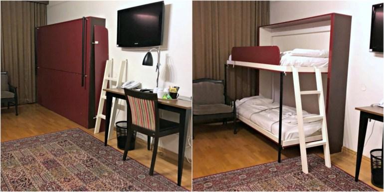 Clarion Hotel Winn Gävle Våningssäng