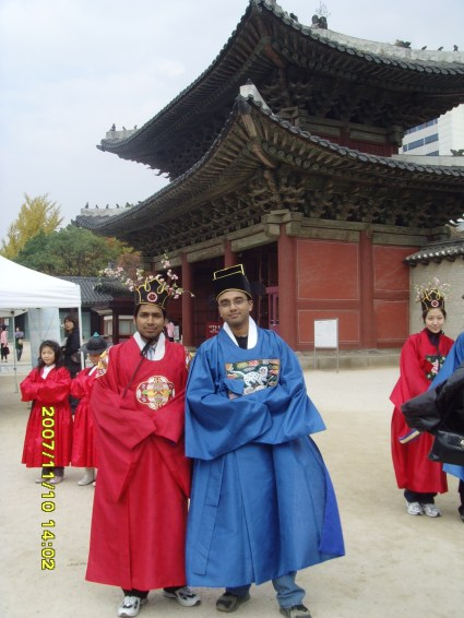 Traditional Korean Attire ;)