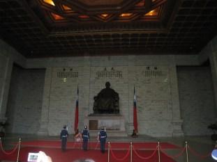 Statue of Chiang Kai-shek