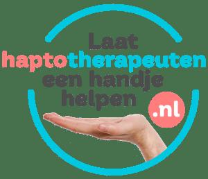 Laat haptotherapeuten een handje helpen